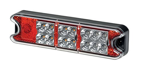 HELLA 2VA 357 021-001 Heckleuchte - Valuefit - LED