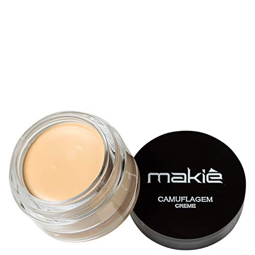Corretivo Camuflagem Creme - Makiê (Vanilla)