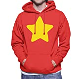 Steven Universe Yellow Star Men's Hooded Sweatshirt