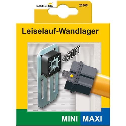 Schellenberg 20305 Leiselauf Wandlager Comfort für Rollladenantriebe, geräuscharmes Lager für Systeme Mini und Maxi