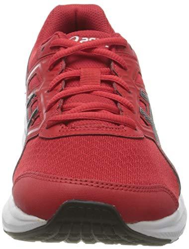 Asics Jolt 3, Road Running Shoe Hombre, Classic Red/Black, 44 EU