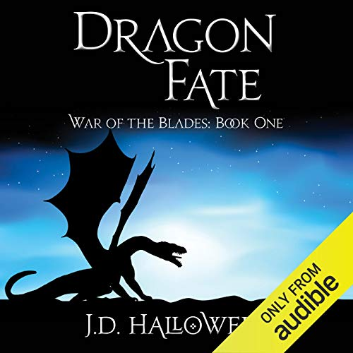 Dragon Fate Audiobook By J.D. Hallowell cover art