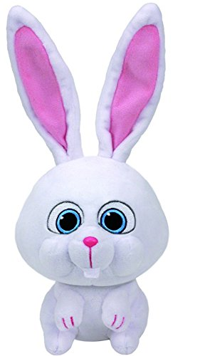 Carletto Ty 96295 - Pets Snowball, Hase, 25 cm
