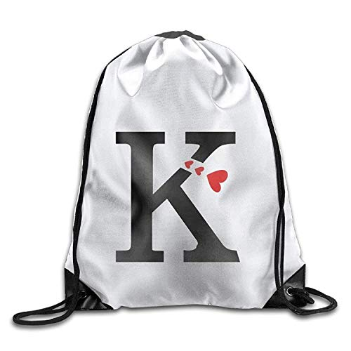 Jiger Hip Hop Poster Rock Red Brick Background Unisex Drawstring Bag Drawstring Backpack Gym Bag 100% Polyester Material Travel Bag for Men Women