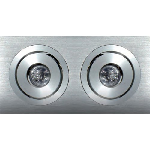 NEXIA Spot encastrable en aluminium