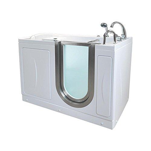 Ella's Bubbles 03118-HB Royal Acrylic Soaking Walk-In Bathtub, 32