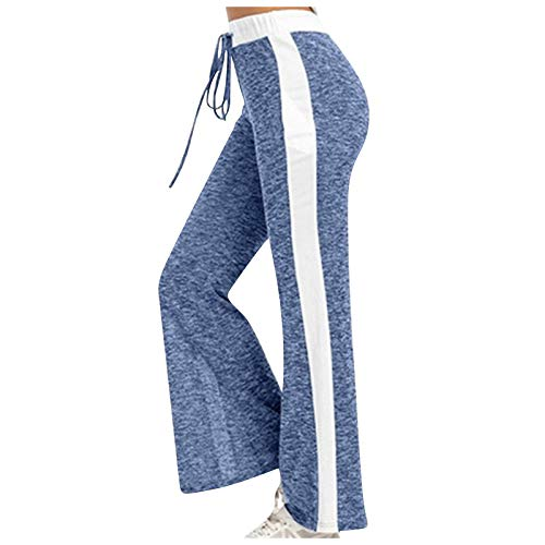 CXDS - Leggings sportivi da donna, a vita alta, a compressione, senza cuciture, in esecuzione, modellanti, allenamento, leggings da yoga
