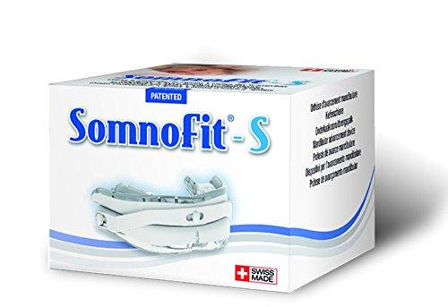 Somnofit-S, High-End Mundschiene gegen Schnarchen, professionelle Schnarchschiene, Schnarchstopper, Top Lösung gegen Schnarchen