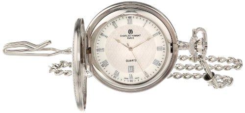 Charles-Hubert, Paris Quartz Pocket Watch: Watches