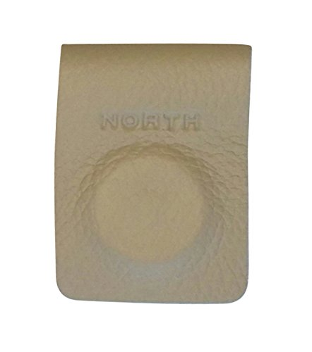 Magnetic Therapy Clips for Arthritis Back Pain Neck Pain Headaches Shoulder Pain Menopause 3000 surface/13,200 Core Gauss Rare Earth (Beige)