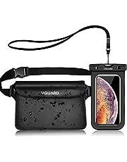 VGUARD Waterdichte Telefoonhoes Bag Protector Case met Waterproof Mobile Phone Case, Universel Onderwater Hoes voor Watersporten, Strand, Zwemmen, Varen, Vissen, Wandelen, enz.