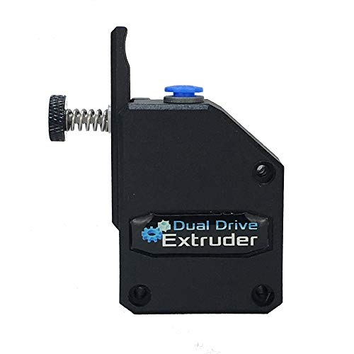 3DQuality 3D-Druckerzubehör BMG Extruder Dual Drive Double Gear High Quality Cloned Bowden Direct 1,75 mm für Ender 3 Tevo Tornado Creality CR10, Links, 1