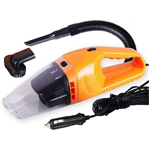 LKK-KK Limpiador de vacío de la succión del coche del coche con un pequeño Wireless Mini Vacuum Cleaner Potente