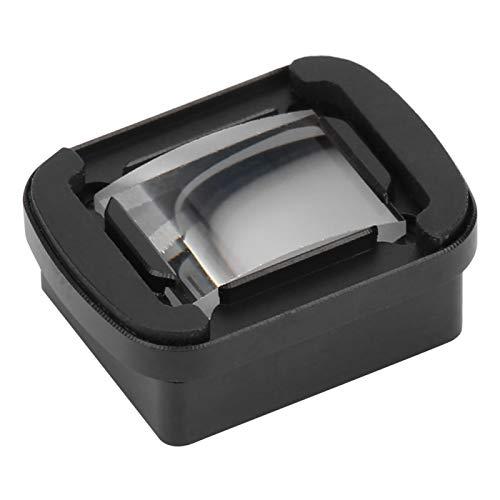 DAUERHAFT Anamorphotisches Objektiv 1,33-faches Objektiv Kleine Größe, bequem zum Tragen und Aufbewahren von Kinoobjektiv-Lichtobjektiv für Kamerazubehör