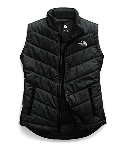 The North Face Women's Tamburello 2 Vest, TNF Black, Medium