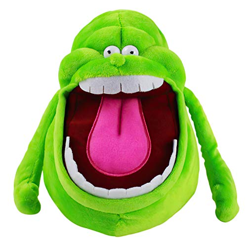 Ghostbusters Stuffed Plush Slimer Dolls Toy 13 inches 10 inches