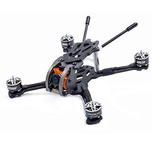 HELEISH GEP-PX3 Kit 3mm for telaio in fibra di carbonio da 3 pollici con braccio 3mm da 3 pollici for RC Drone FPV Racing Parti di assemblaggio fai-da-te