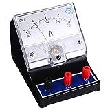 ULTECHNOVO Amperometro Analogico 0-3A Amperometro Analogico da Pannello Misuratore di Corr...