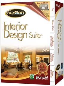 PUNCH! INTERIOR DESIGN SUITE WITH NEXGEN TECHNOLOGY SB (SOFTWARE - PRODUCTIVITY)