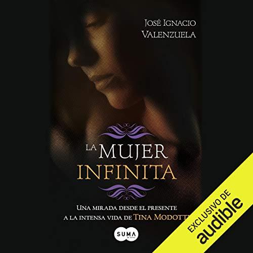 La Mujer infinita audiobook cover art