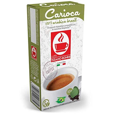 100 Nespresso Compatible Coffee Capsules