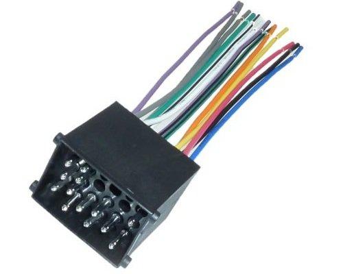 Adapter-Universe® Câble Adaptateur pour autoradio DIN ISO