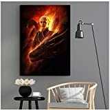 A&D Game of Thrones Daenerys Targaryen Poster Kunstwerk