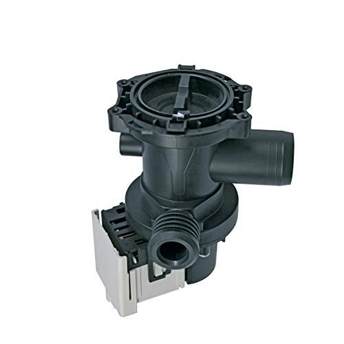 Indesit C00119307 ORIGINAL Ablaufpumpe Magnettechnikpumpe Magnetpumpe Entleerungspumpe Wasserpumpe Waschmaschinenpumpe Schmutzwasserpumpe Laugenpumpe Pumpe 30 Watt Waschmaschine auch Bauknecht Ignis