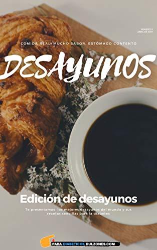 Ideas de Desayuno para Personas con Diabetes