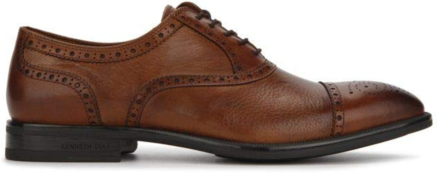 Kenneth Cole ny York Futurepod Cap Toe Toe Toe Dress Oxford med Techni -Cole  skön
