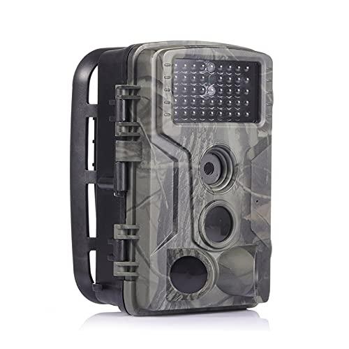 GUANGHEYUAN-J Cámara Oculta Cámaras 1 6MP 1080P Cámaras de Sendero de la Vida Silvestre Visión Nocturna Detector Salvaje Monitoreo de la explorable Trampa de Fotos para monitoreo de Vida Silvestre