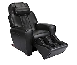 Human Touch AcuTouch 9500x Premium Leather Full-Body Massage Chair Recliner with Rotating Ottoman