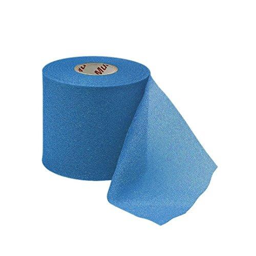 Mueller M-Wrap Pre wrap for Athletic Tape (Big Blue, 4 Rolls)