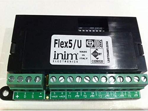 inim Flex5/U - Extensión de terminales