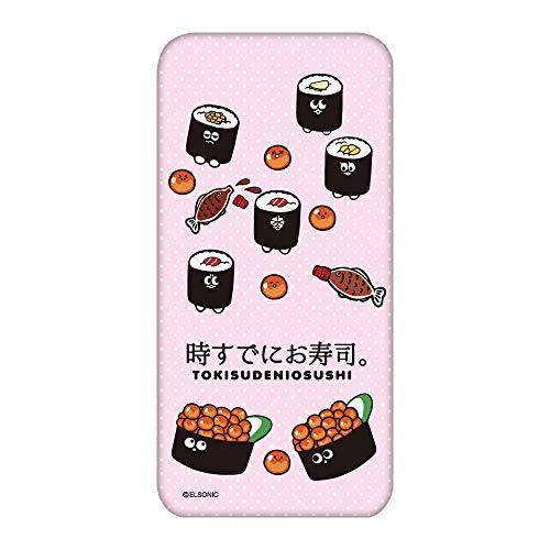 時すでにお寿司。 Galaxy Note8 SC-01K ケース クリア TPU プリント 巻き寿司E (es-015) スマホケース ギャラクシー ノートエイト スリム 薄型 カバー スマホカバー WN-LC348754