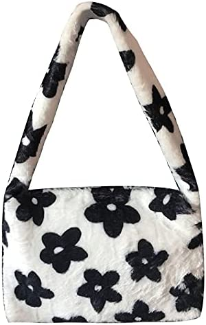 Cuicu Plush Underarm Bag Novelty Discount is also underway Portable Charlotte Mall A Shoulder Flower