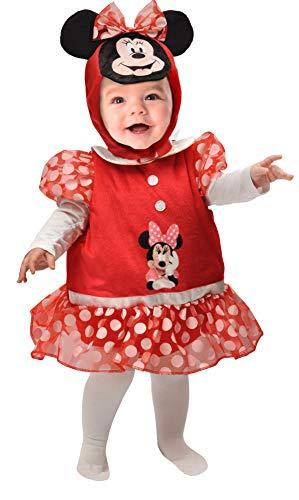 Ciao-Baby Minnie costume tutina fagottino Disney,...