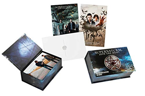Supernatural: The Postcard Collection (Science Fiction Fantasy)