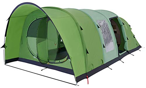 Coleman FastPitch Air Valdes Inflatable Tent - Green, 6 Persons