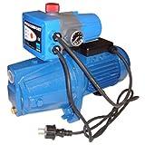 Grupo de presión doméstico, serie Presscomfort, 1 bomba centrífuga autotraspirante horizontal, modelo AGA 1,50 MG monofásica, 230V, 0,75 kW 1 CV, color azul (referencia: 623GP02102710)