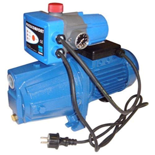 Haushaltsdruckgruppe, Serie Presscomfort 1 Selbstansaugende Kreiselpumpe AGA 1,50 MG einphasig, 230 V, 0,75 kW, 1 PS, blau (623GP01103710)