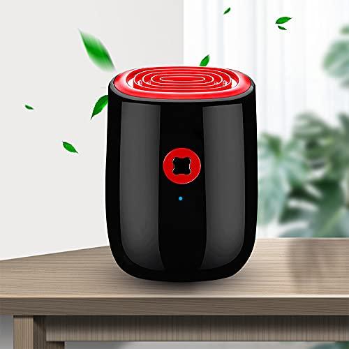 Deumidificatore elettrico da 800 ml per la casa, 25 Watt, portatile, per la pulizia dell'aria, assorbe l'umidità in piccoli spazi