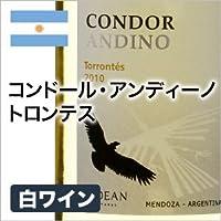 白ワイン コンドール・アンディーノ トロンテス Condor Andino Trrontes 750ml