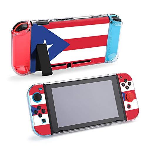 Estuche de Bandera de Puerto Rico para Nintendo Switch Estuche Protector de...