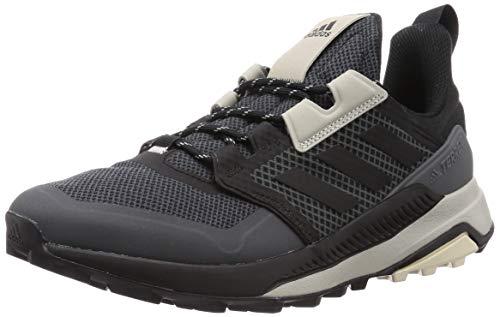 adidas Terrex Trailmaker, Scarpe da Trekking Uomo, Negbás/Negbás/Alumin, 42 EU