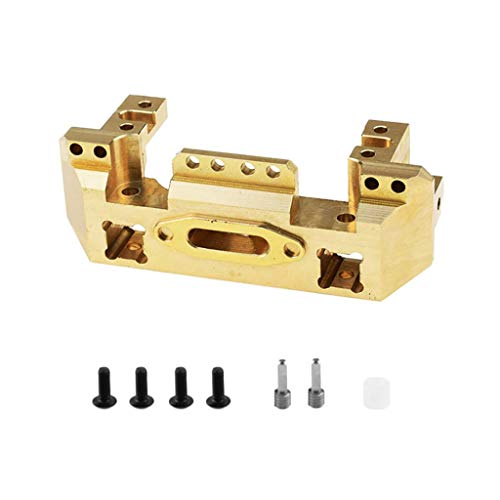 Bonarty 1Pcs Front Bumper Servo Mount Stand for Traxxas TRX-4 TRX4 1/10 RC Crawler Car Hobby Remote & App Controlled Vehicle Parts