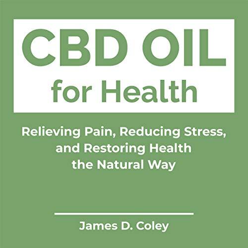 CBD Oil for Health cover art