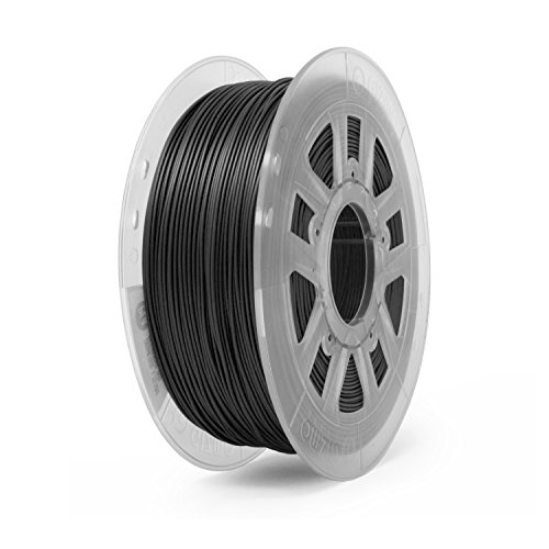 Gizmo Dorks 3mm (2.85mm) Hips Filament 1kg / 2.2lb for 3D Printers, Black