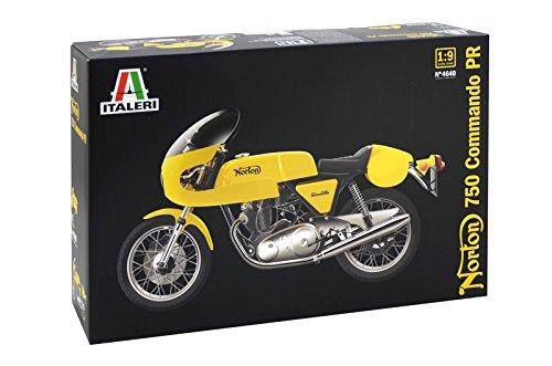 Italeri 4640 - Norton Commando 750cc Model Kit  Scala 1:9