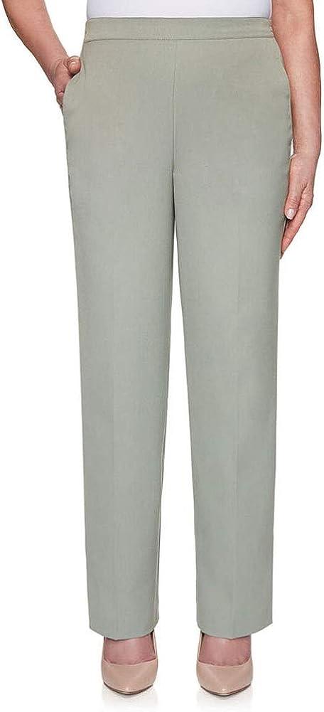 Alfred Dunner Women's Chesapeake Bay online shop Twill Length Sale - Medium Pants